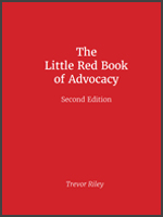 + The Little Red Book of Advocacy, Second Edition