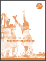 + Protocols for Lawyers Representing Children
